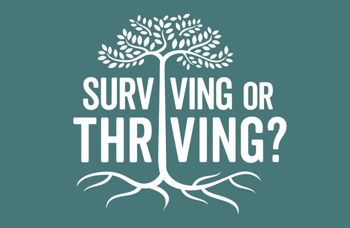 Surviving or Thriving asks EatLiveLovefood