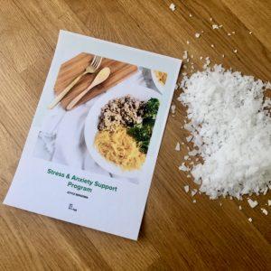 Meal Plan + Mg Salts