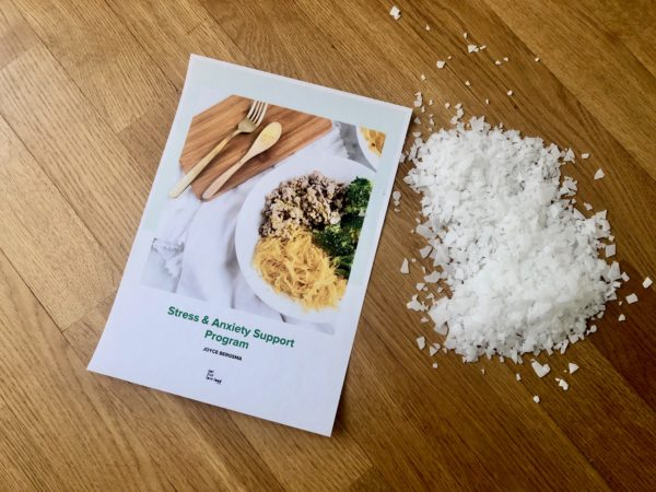 Stress & Anxiety Meal Plan + Magnesium Salts