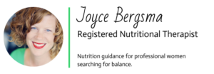 Joyce Bergsma supports immune health